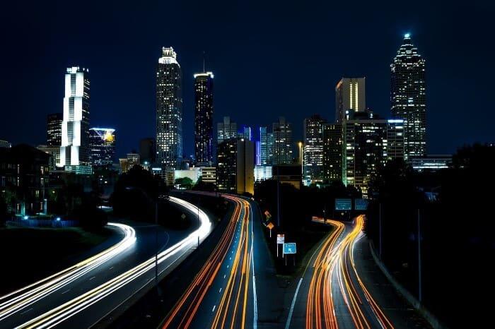 Atlanta Driving