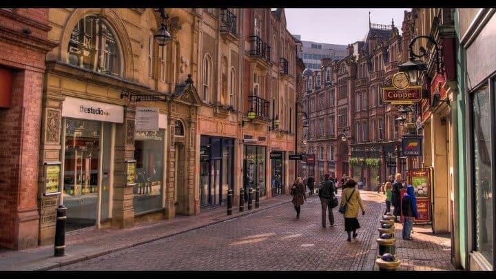 Cannon Street, Birmingham