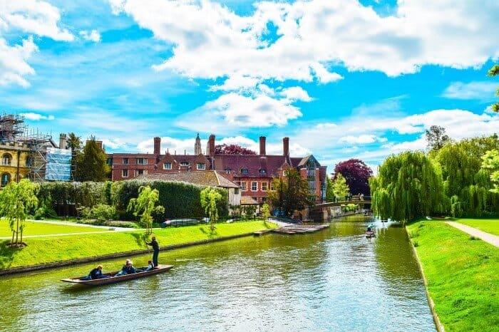 Cambridge Canal