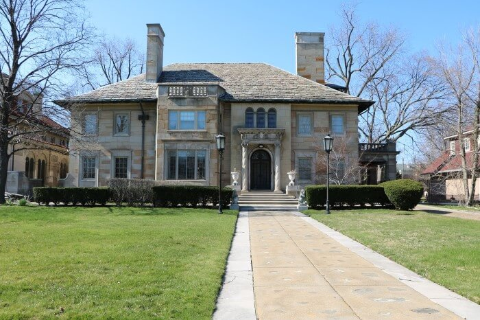 Detroit Mansion