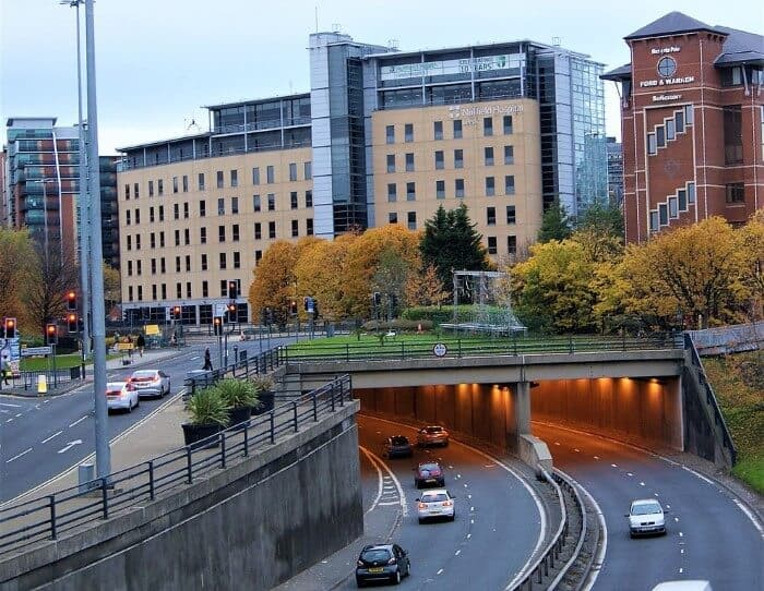 Leeds Inner Ring Road