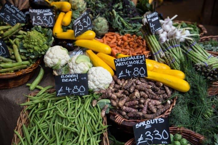London Food, Grocery & Restaurants