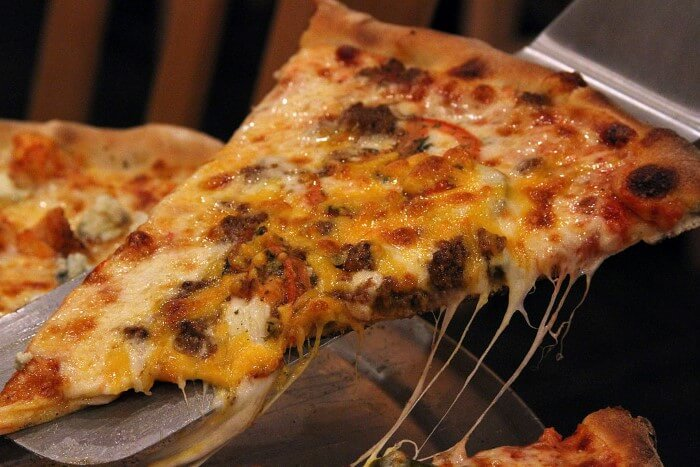 New York Pizza Slice