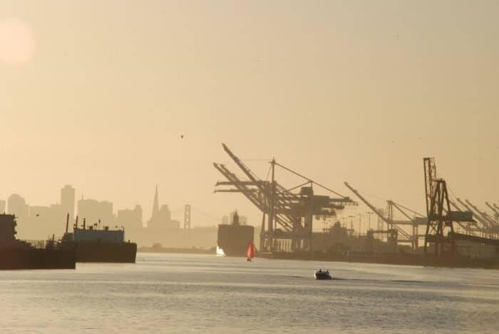 Oakland Shipping