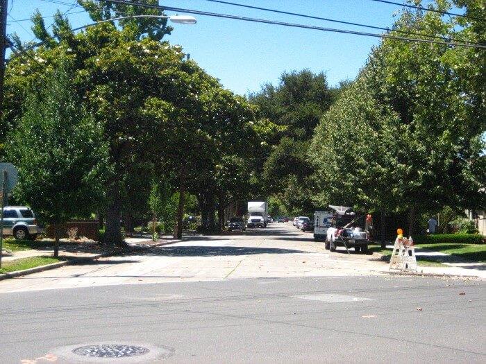 Palo alto road