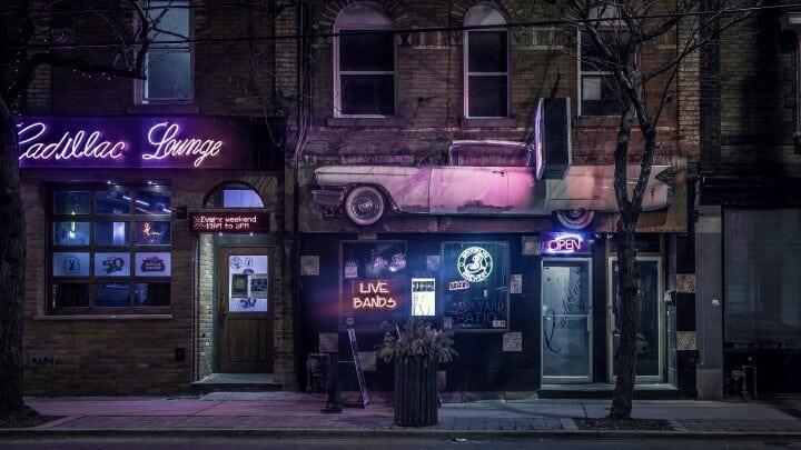 Toronto drinking
