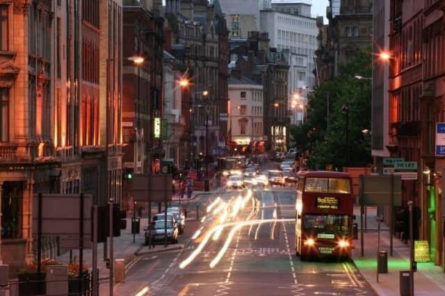 Victoria Street Liverpool