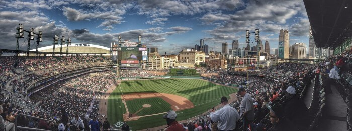Baseball in Detroit