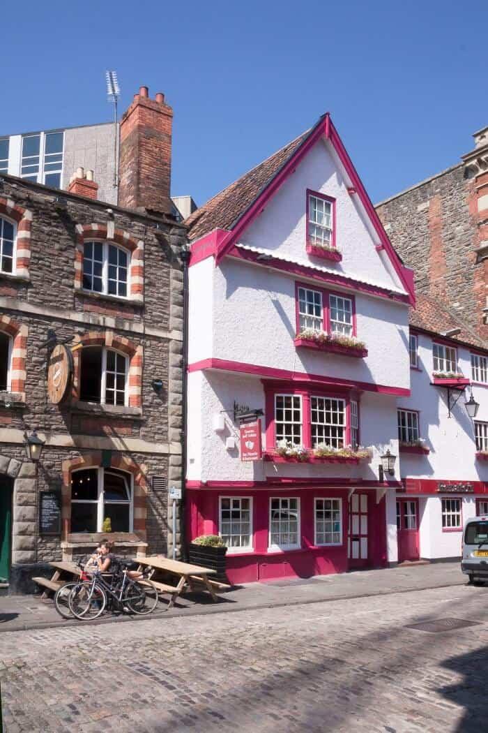 Pubs in Bristol