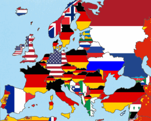 Every European Country's Top Export & Import Partner
