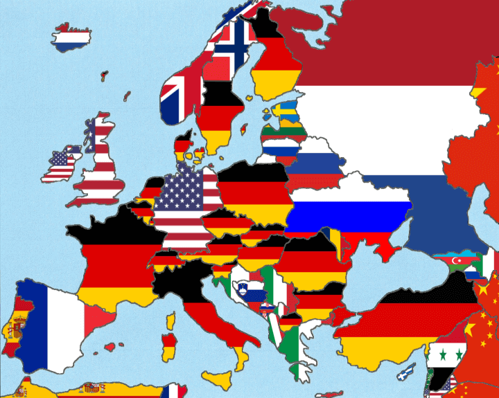 Every European Country's Top Export Partner