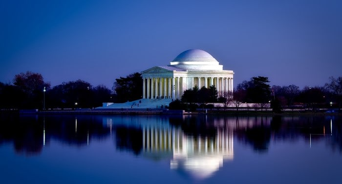 Jefferson Memorial Washington