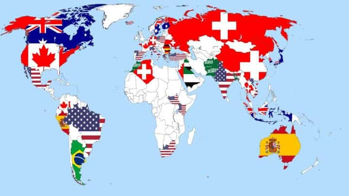 Which Country Would You Like To Live In (Besides Your Own) If There Were No Barriers