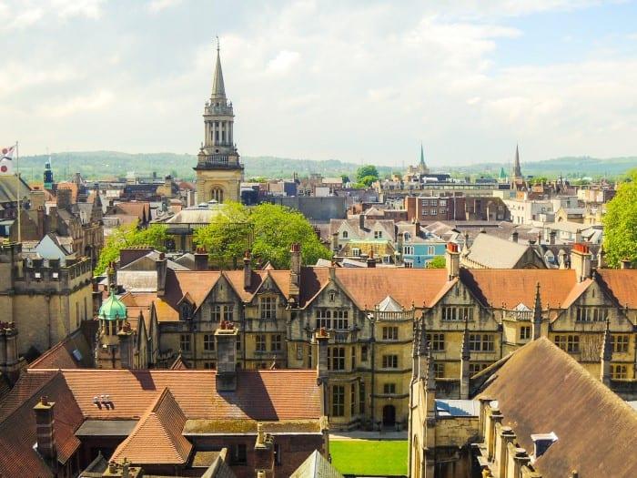 Oxford Housing